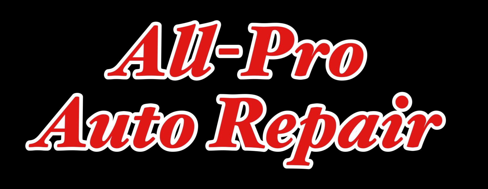 All-Pro Auto Repairs